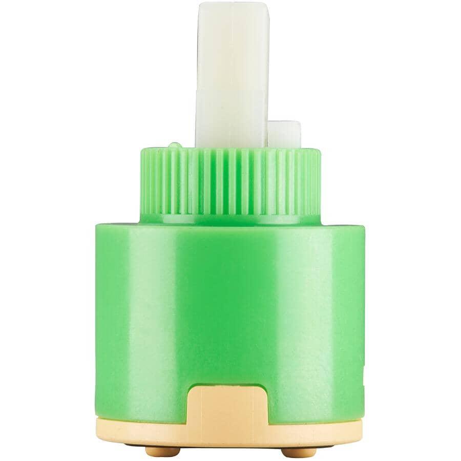 MOEN:Hot & Cold Faucet Cartridge - for Belanger, Glacier Bay & Pfister Faucets