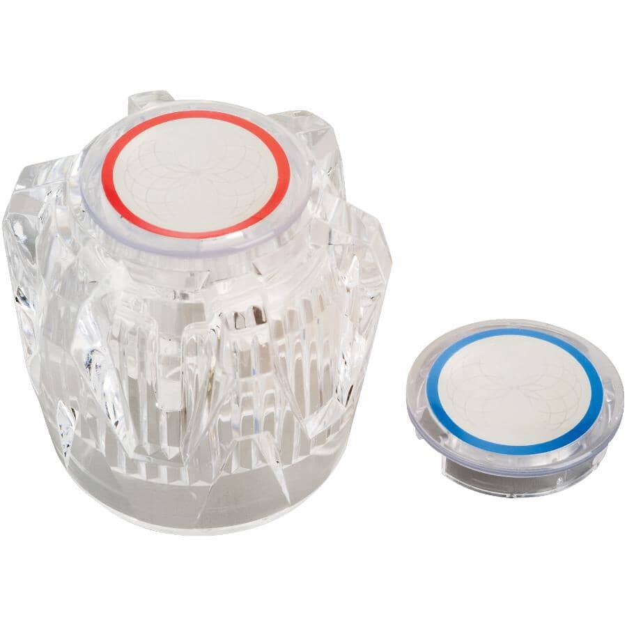 MOEN:Handle Kit for Tub & Shower Faucets