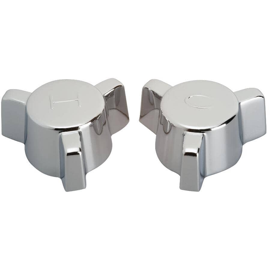 MOEN:2 Pack Fits All Cross Faucet Handles