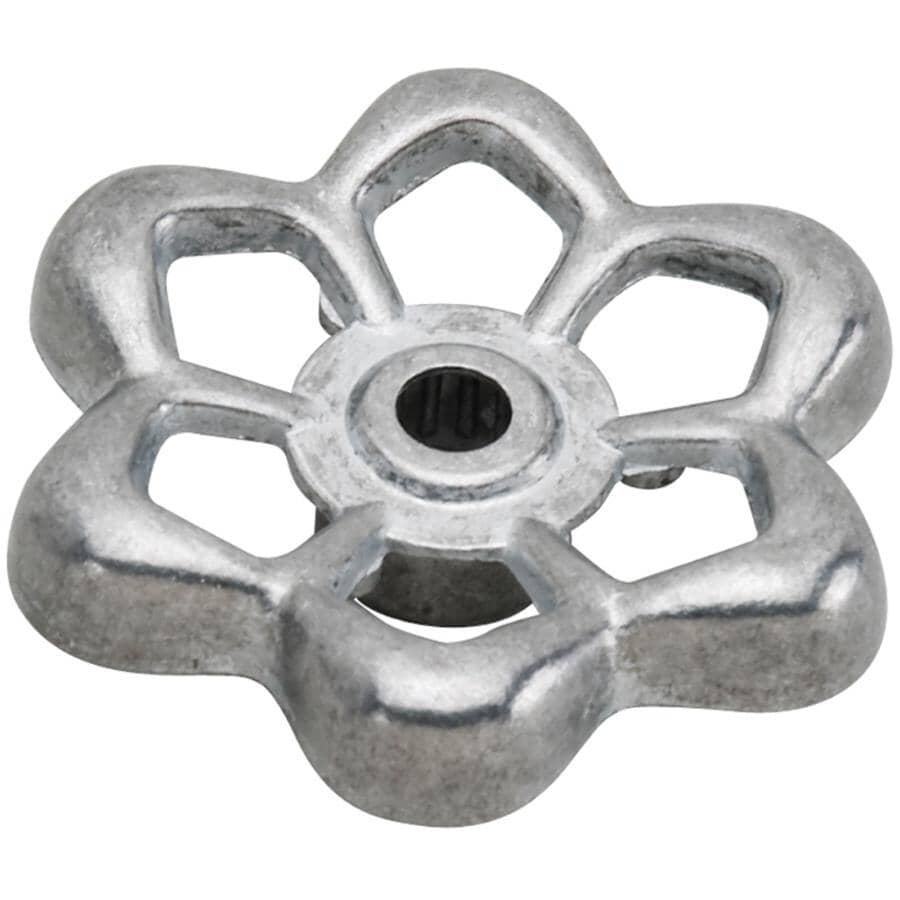 MOEN:Round Hole Wheel Valve Handle