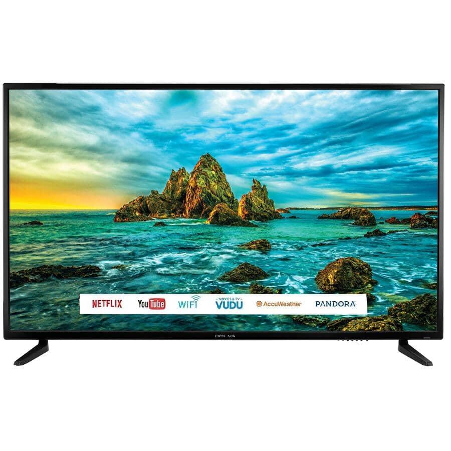 "BOLVA:55"" 4K UHD LED Smart TV"