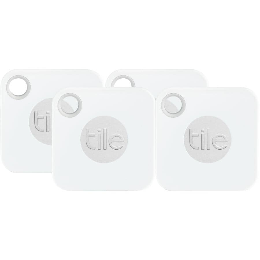 TILE:4 Pack Mate Bluetooth Tracking Devices
