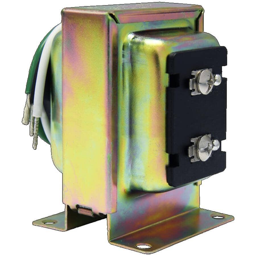 IQ AMERICA:Wired Doorbell Chime Transformer