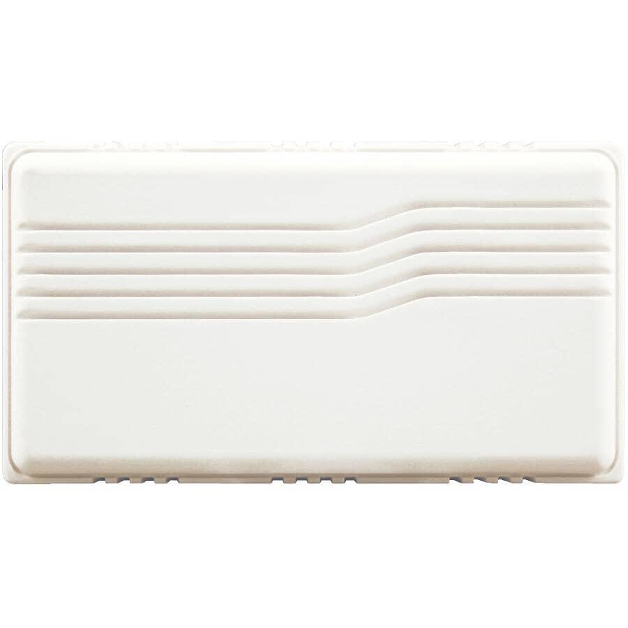 HEATH/ZENITH:Wired Doorbell Chime - White