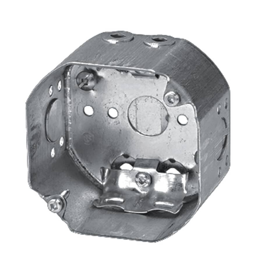"IBERVILLE:2-1/8"" Octagon Wiring Box"