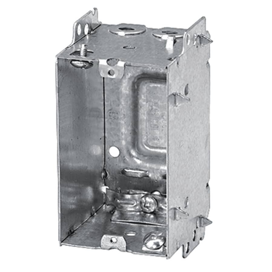 "IBERVILLE:2-3/4"" Non-Gangable Switch Box"
