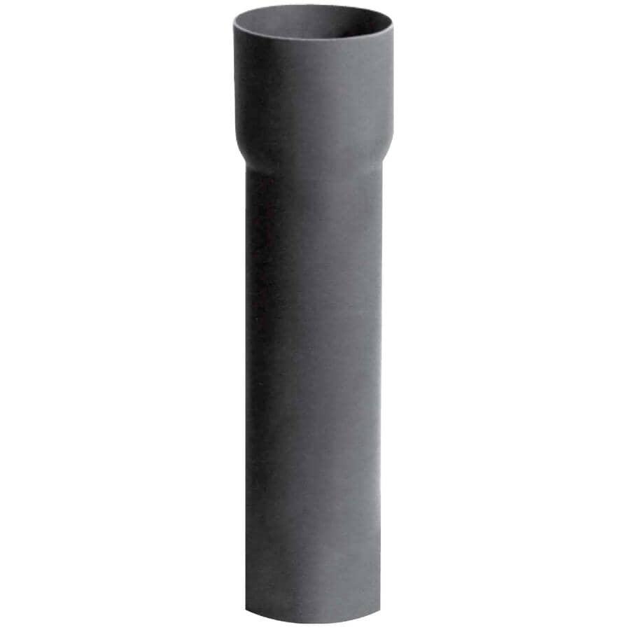 CARLON:Conduit rigide en PVC avec extrémité évasée, 1 po x 10 pi