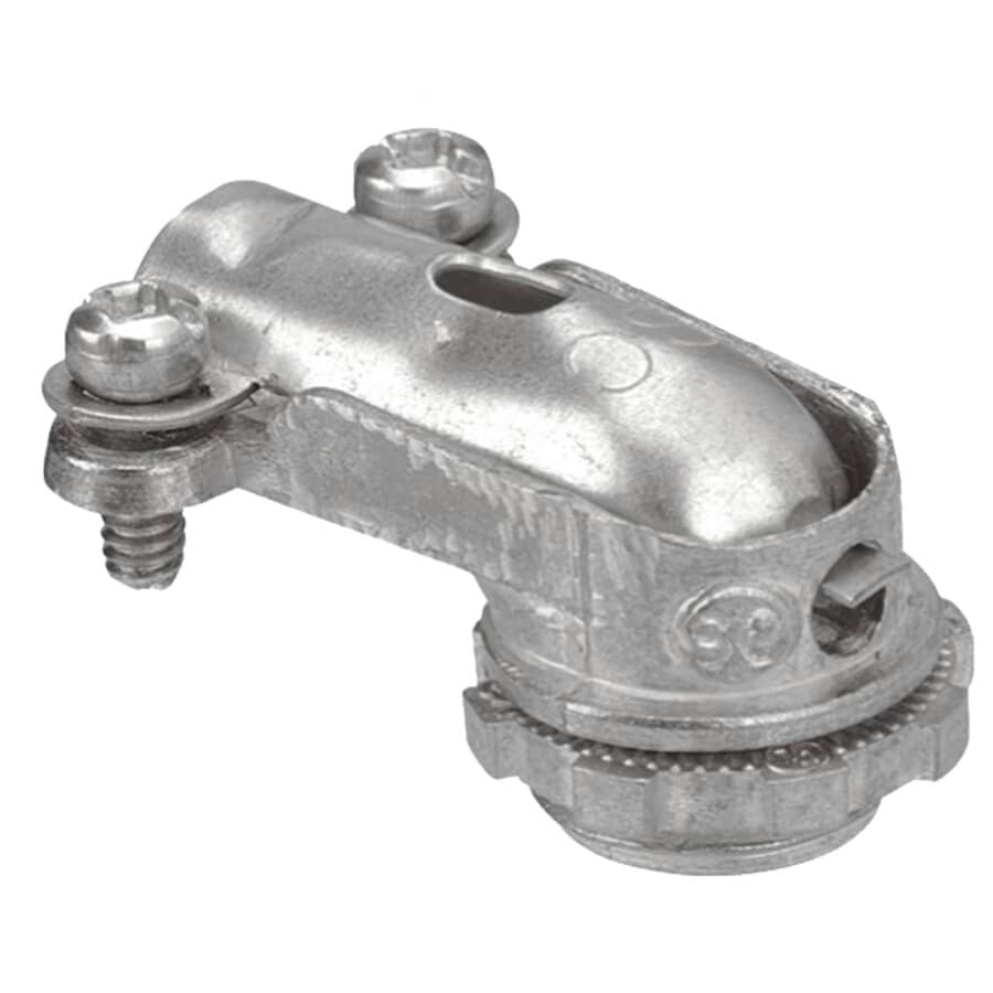 """IBERVILLE:3/4"""" 90 Degree Angle Connector"""