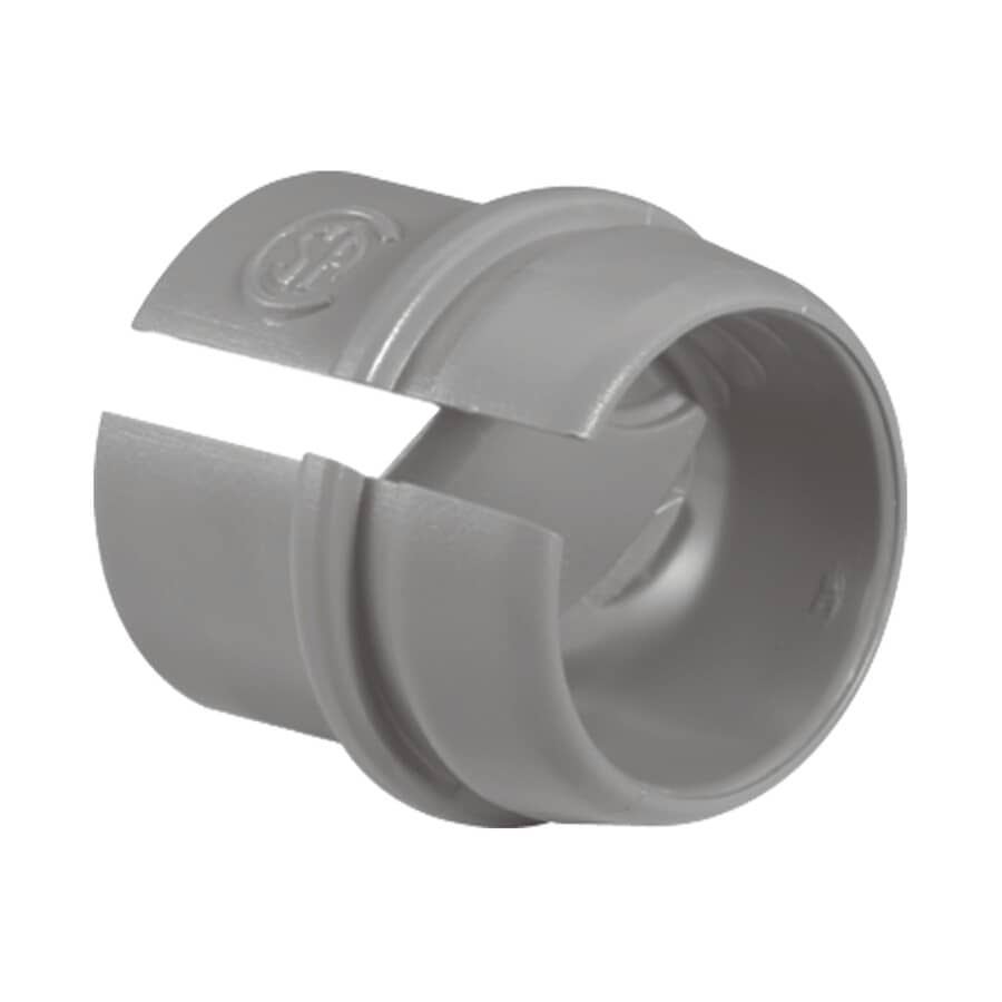 """IBERVILLE:50 Pack 1/2"""" Snap-In Cable Connectors"""