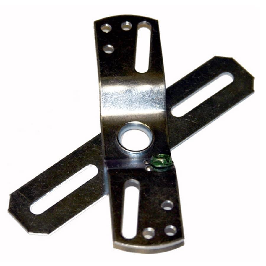 ATRON:Traverse de plafonnier double en acier