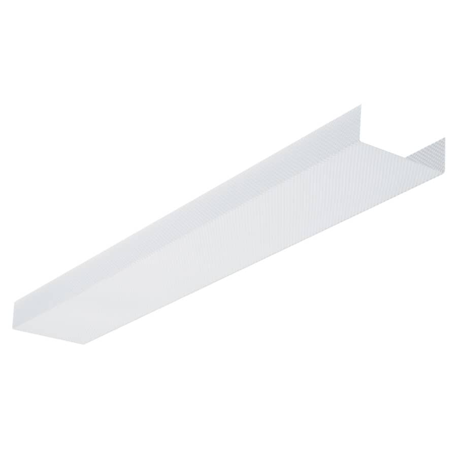 """LITHONIA:Replacement Lens for 5.5"""" x 48"""" Fluorescent Wrap Around Fixture"""