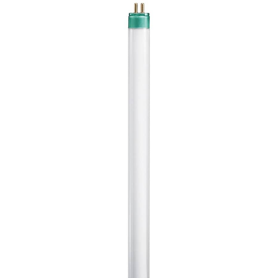 "PHILIPS:14W T5 Mini Bi-Pin Cool White Fluorescent Light Bulb - 22"""