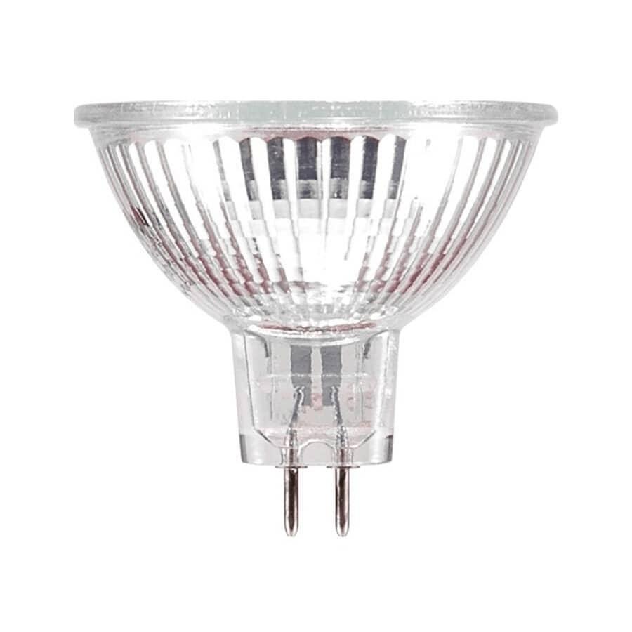 REACTOR:Ampoule halogène MR16 de 50 W à faisceau large à culot GU5.3