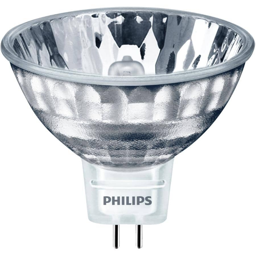 PHILIPS:20W MRC16 Base Halogen Flood Light Bulb