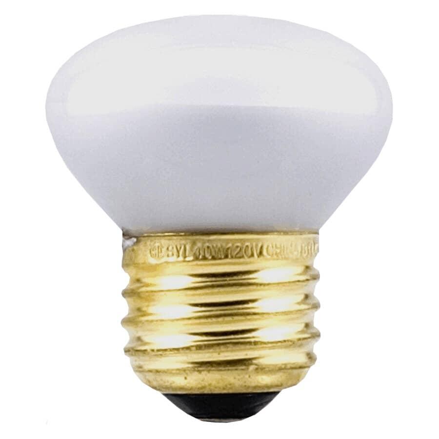 REACTOR:25W R14 Intermediate Base Flood Light Bulb