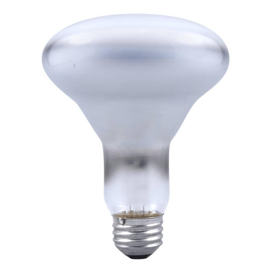 OSRAM SYLVANIA:65W BR30 Medium Base Inside Frost Flood Light Bulb