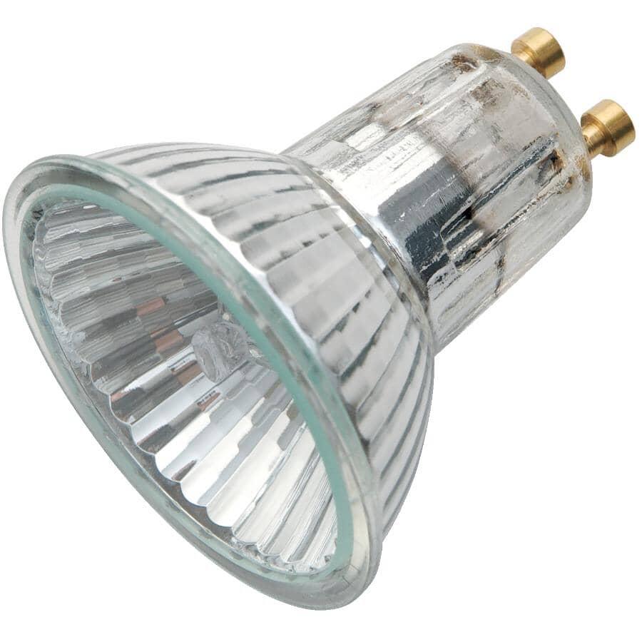 REACTOR:4 Pack 50W PAR16 GU10 Base Halogen Light Bulbs