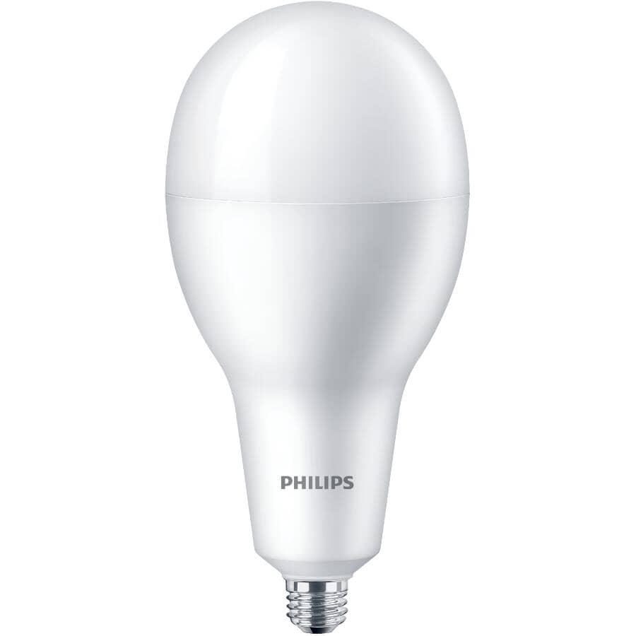 PHILIPS:42W A40 Medium/Mogul Base Daylight High Lumen LED Light Bulb