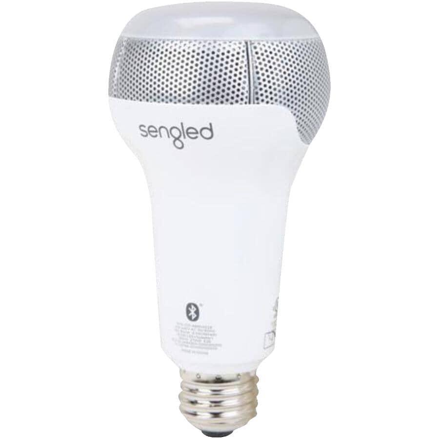 SENGLED:Solo 12.5W A66 LED Light Bulb - with Bluetooth JBL Stereo Speakers + Medium Base