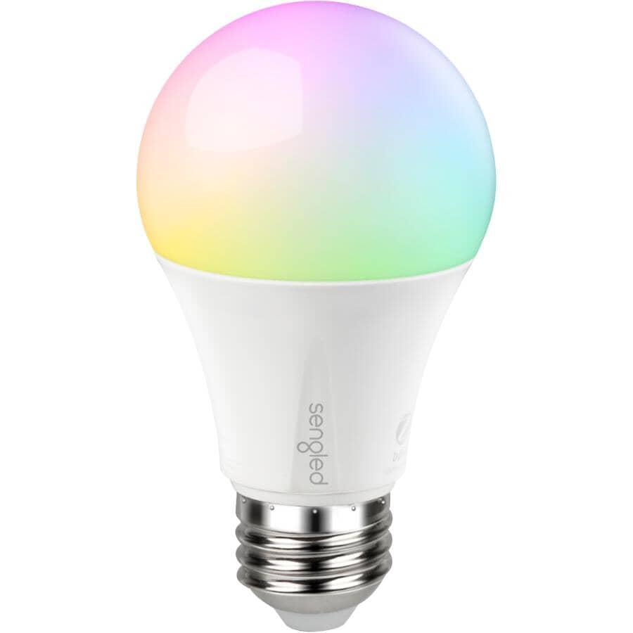SENGLED:8.6W A19 Medium Base Element Colour Plus LED Light Bulb