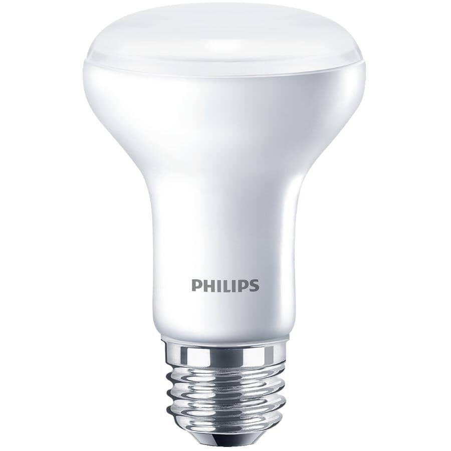 PHILIPS:6W R20 Medium Base Soft White Warm Glow Dimmable LED Light Bulb