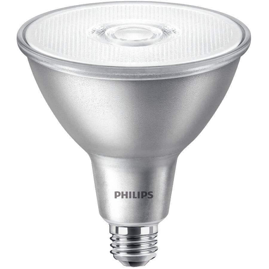 PHILIPS:11 W Par38 Medium Base Non-Dimmable LED Light Bulbs - Daylight, 2 Pack