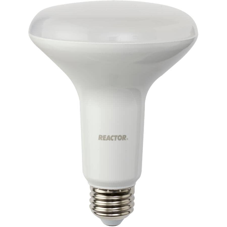 REACTOR:9.5W BR30 Medium Base Daylight Dimmable LED Light Bulb