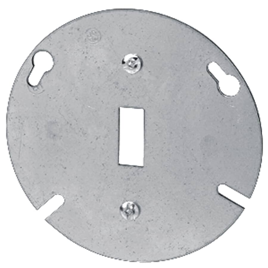 IBERVILLE:Octagon Toggle Switch Plate