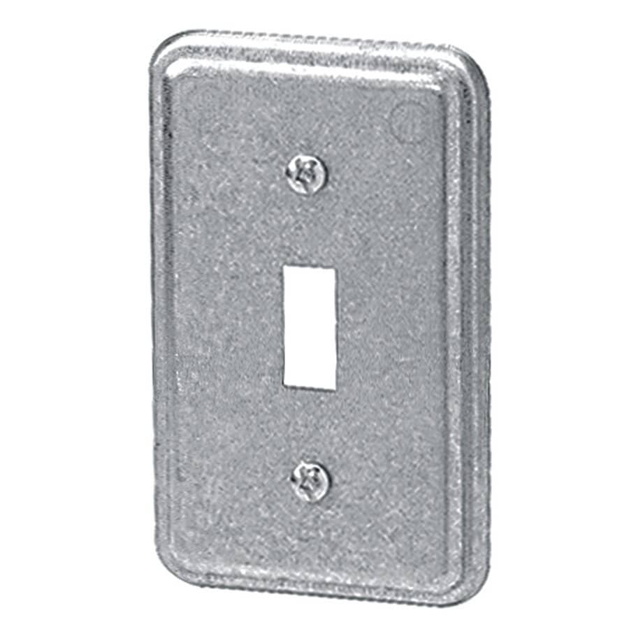 IBERVILLE:Utility Box Toggle Switch Plate