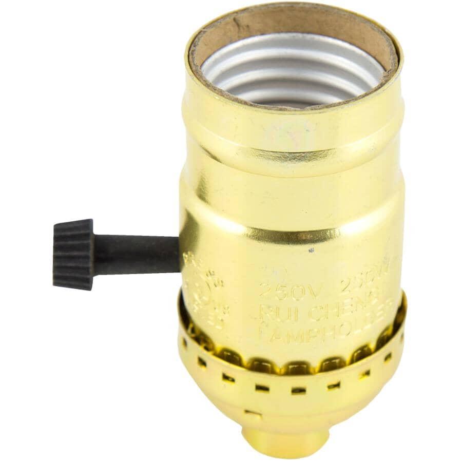 ETLIN DANIELS:Douille de lampe à circuit double