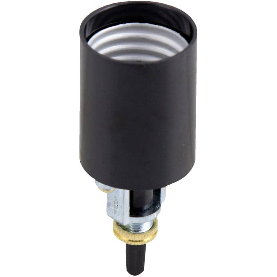 ETLIN DANIELS:Pole Light Socket