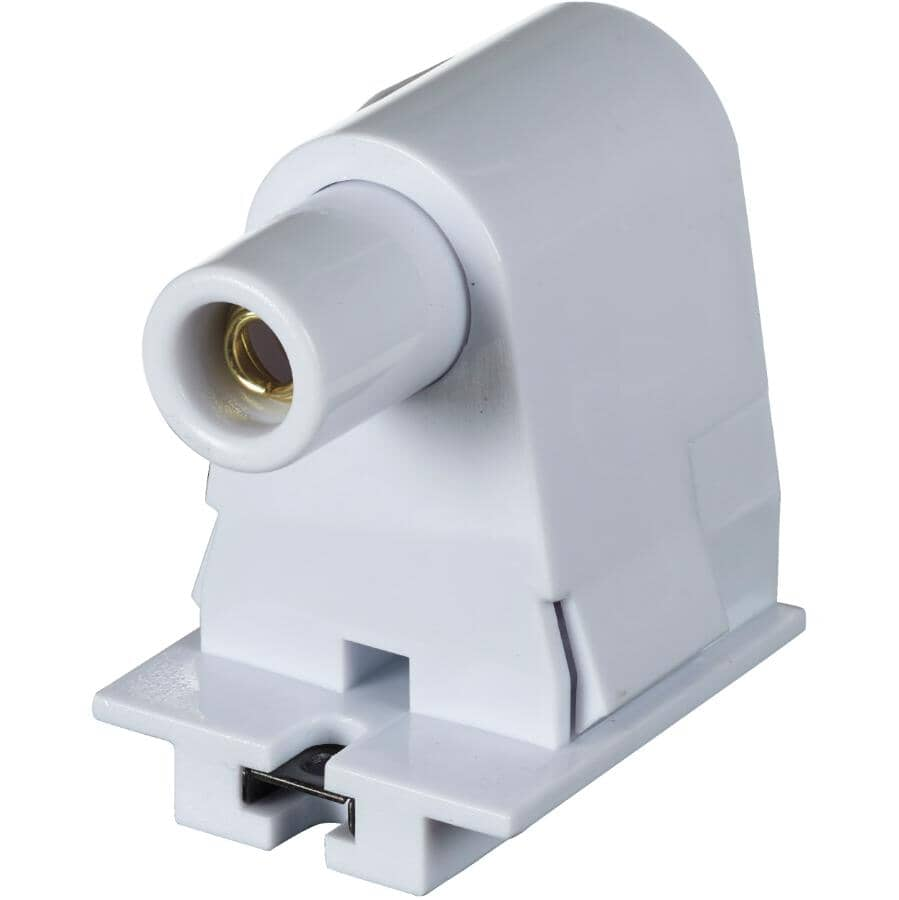 EATON:Single Flexible Fluorescent Lamp Holder