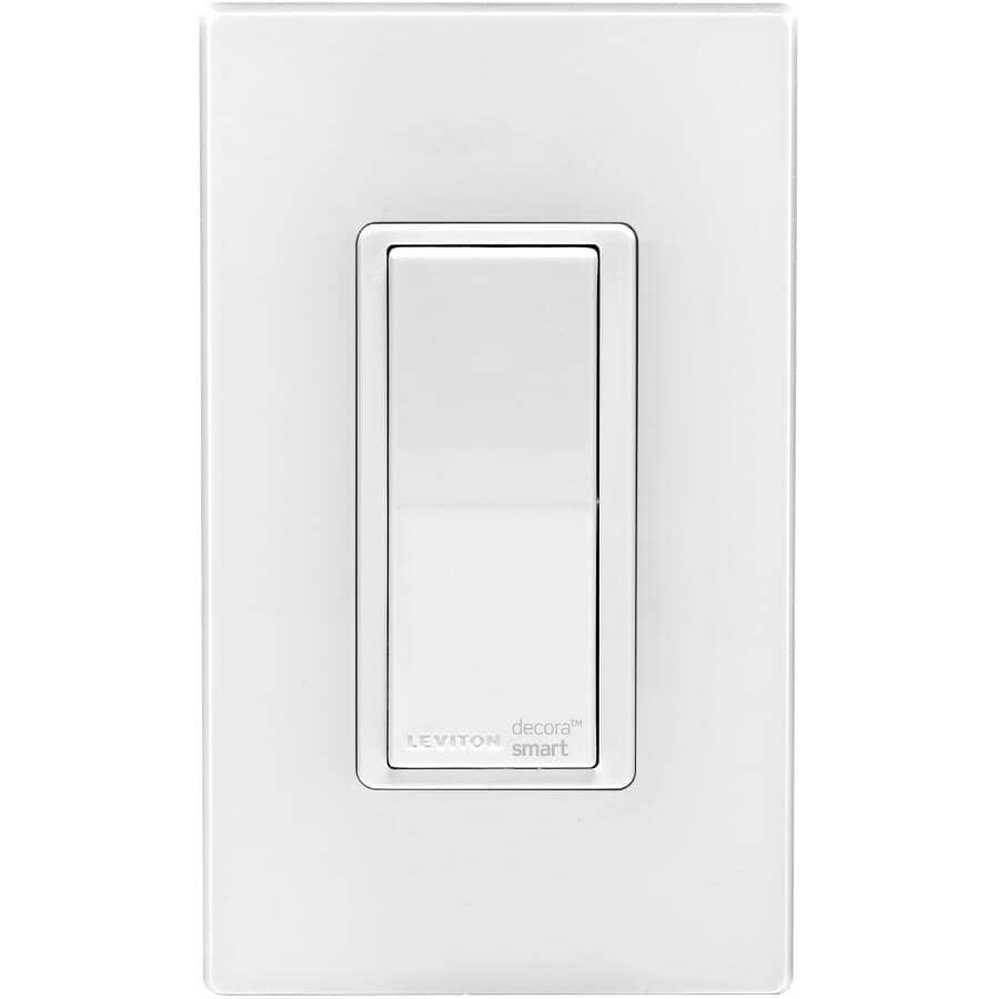 LEVITON:White Decora Smart Switch, with HomeKit Technology