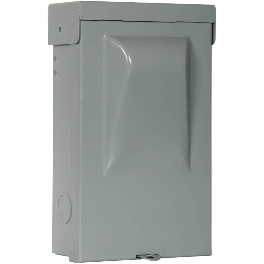 EATON:60 Amp AC Circuit Switch Box