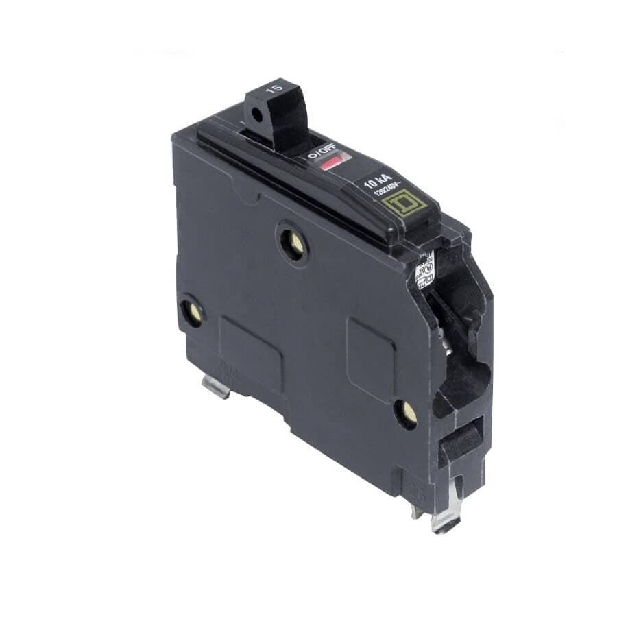 SQUARE D:Disjoncteur unipolaire enfichable de 15 A