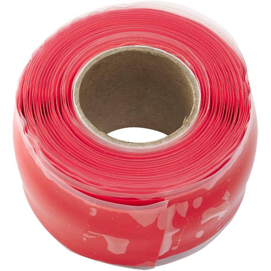 CANTECH:Red Self Fusing Silicone Tape