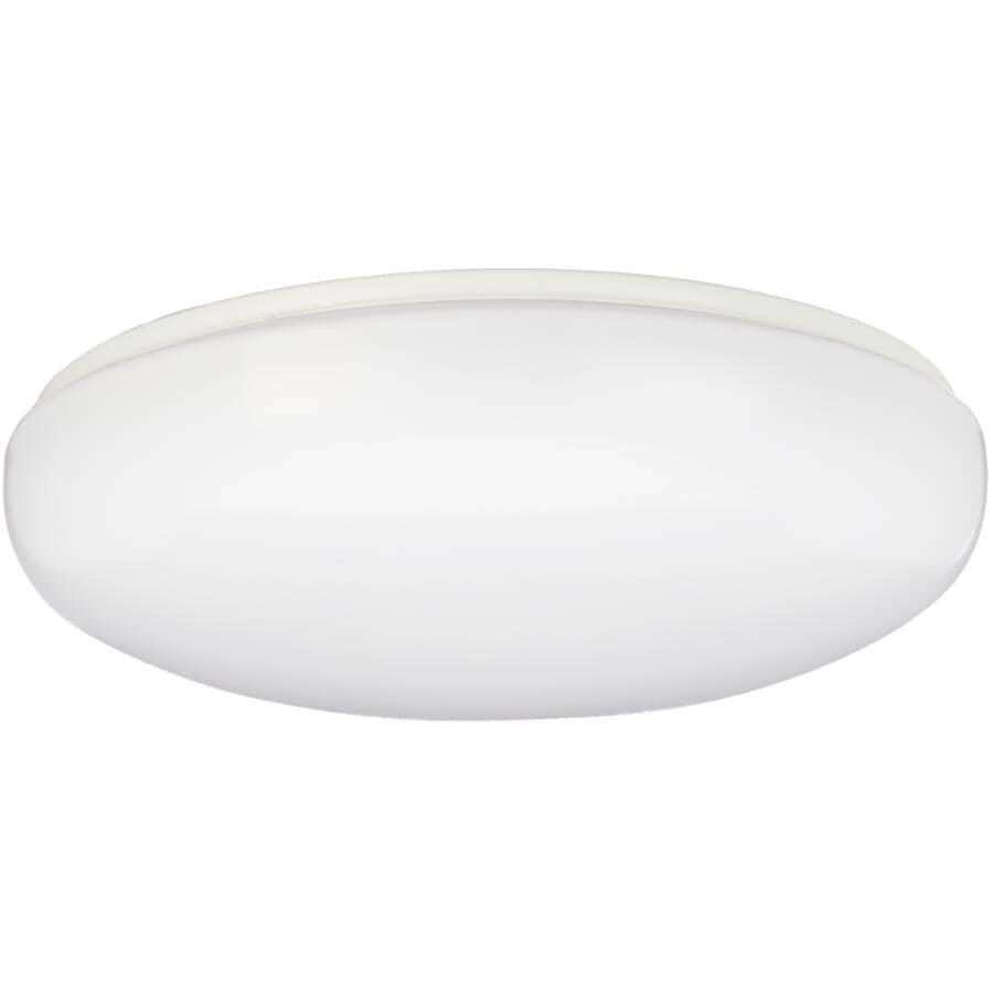 "LITHONIA:16W 11"" Round LED Flush Light Fixture"