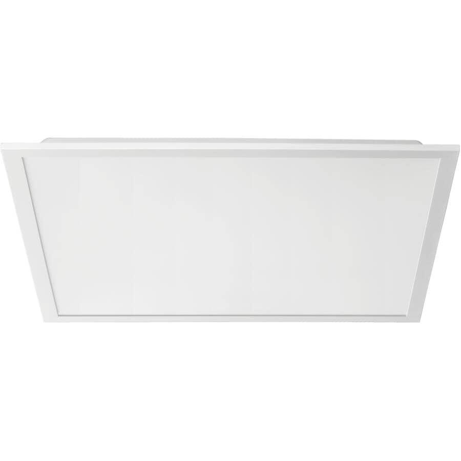 LITHONIA:Flat LED Panel Light Fixture - 2' x 2'