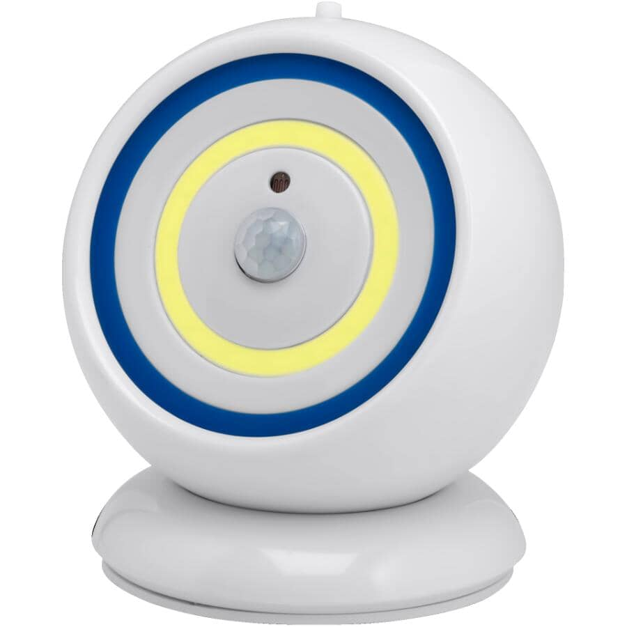 SENSOR BRITE:Battery Operated Motion Activated Portable LED Light