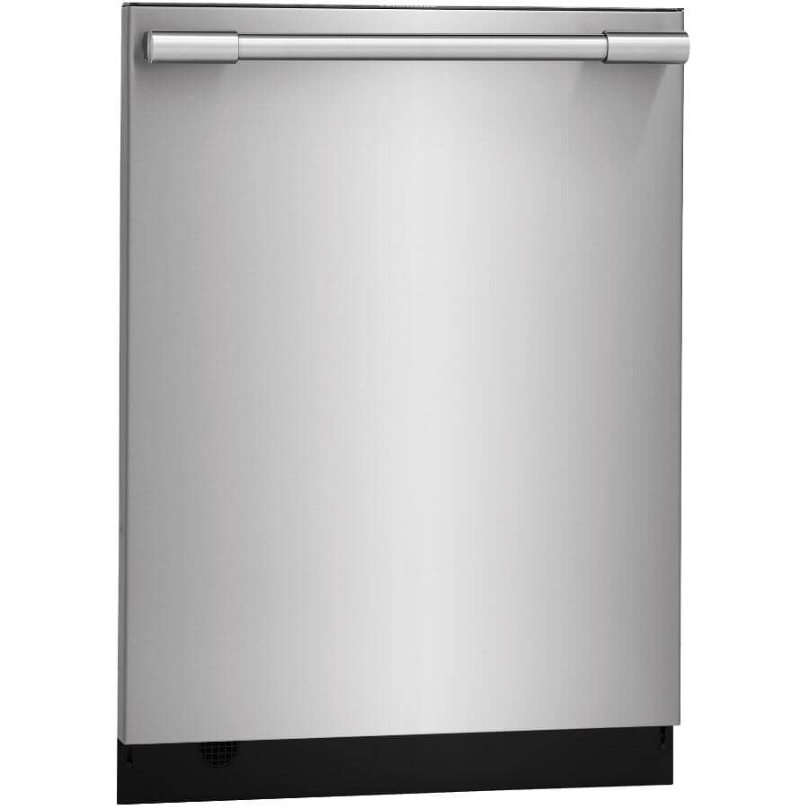 """FRIGIDAIRE PROFESSIONAL:24"""" Smudge Proof Stainless Steel Built-In Dishwasher"""