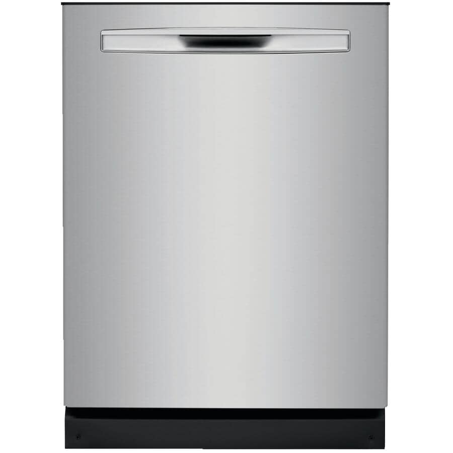 """FRIGIDAIRE GALLERY:24"""" Stainless Steel Built-In Dishwasher"""