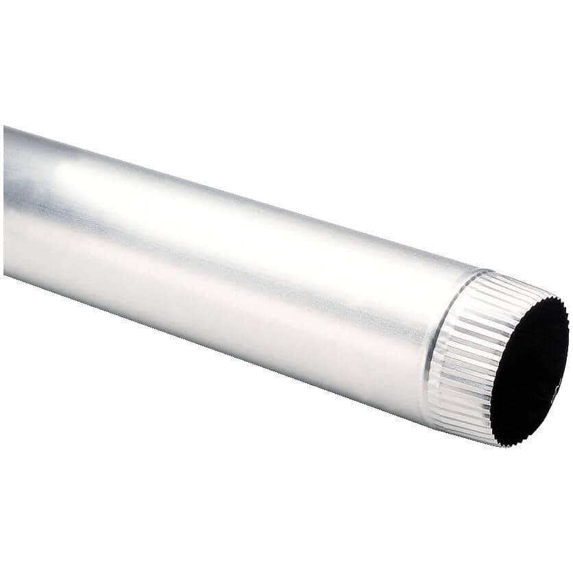 DUNDAS-JAFINE:Conduit de sécheuse en aluminium, 4 po x 24 po