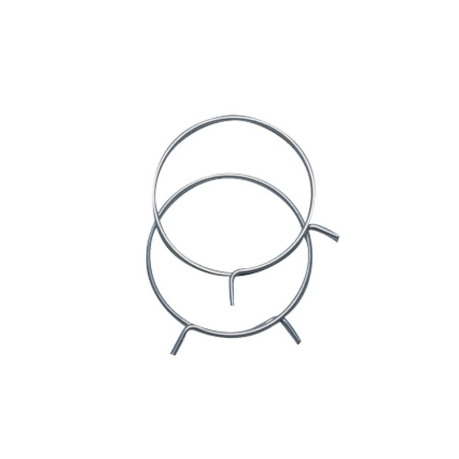 DUNDAS-JAFINE:Paquet de 2 colliers de serrage en métal, 4 po
