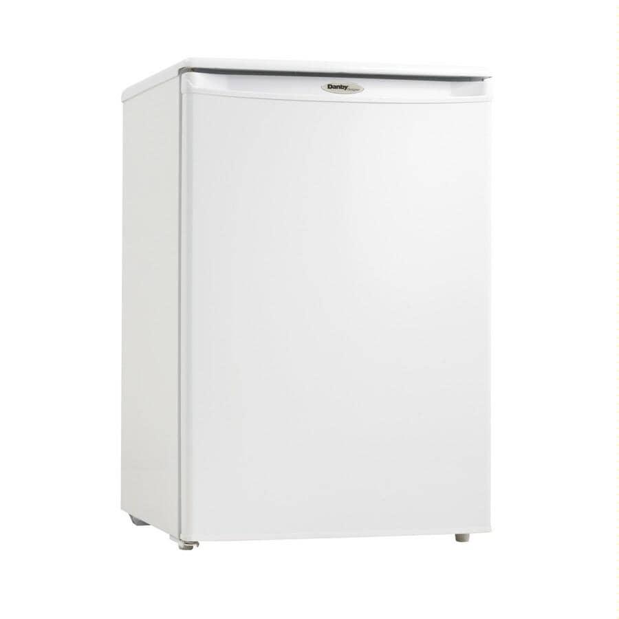 DANBY DESIGNER:4.2 cu. ft. White Vertical Freezer