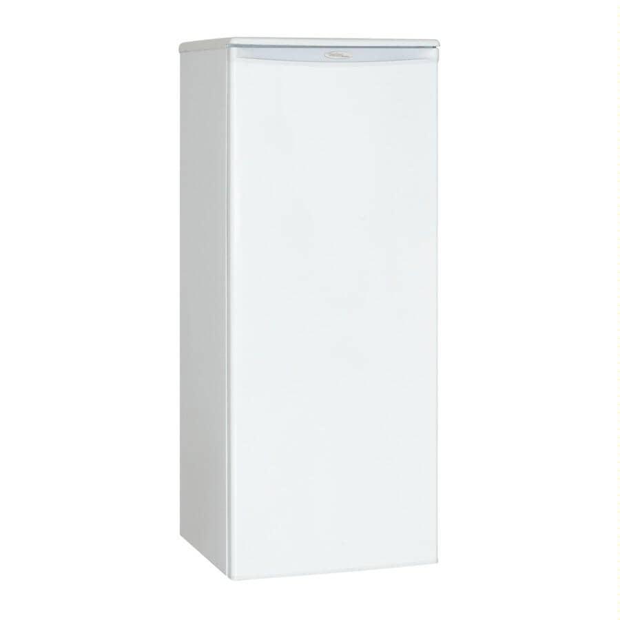 DANBY DESIGNER:8.2 cu. ft. White Vertical Freezer