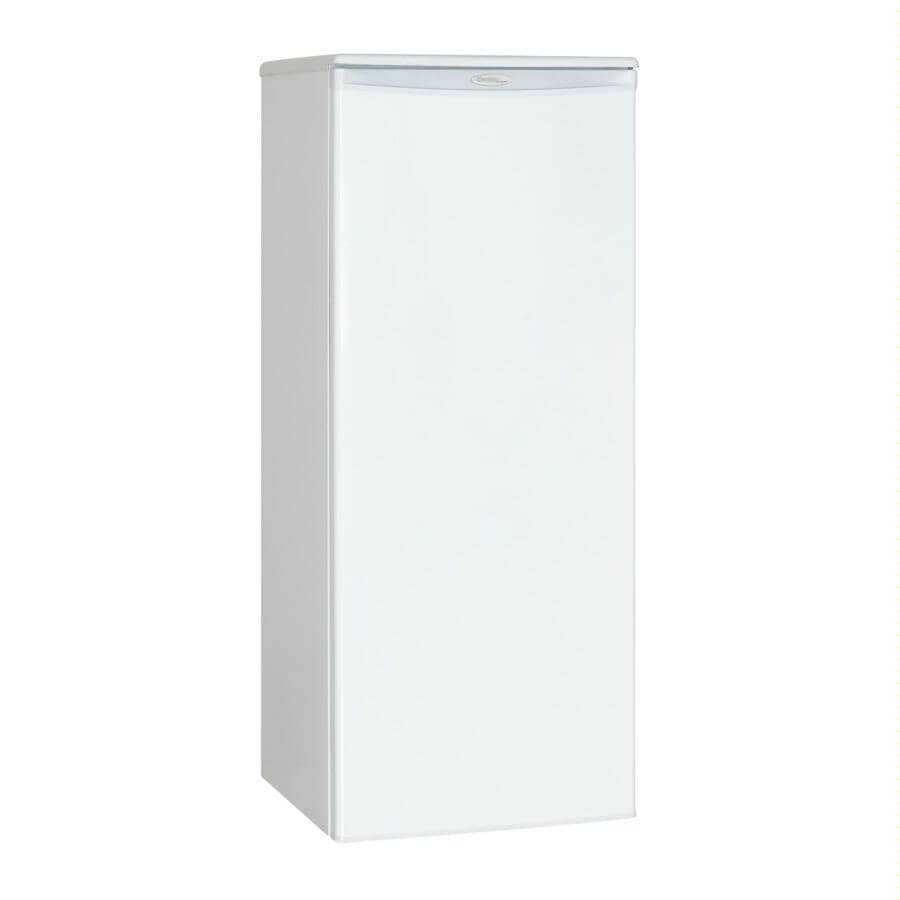 DANBY DESIGNER:10 cu. ft. White Vertical Freezer
