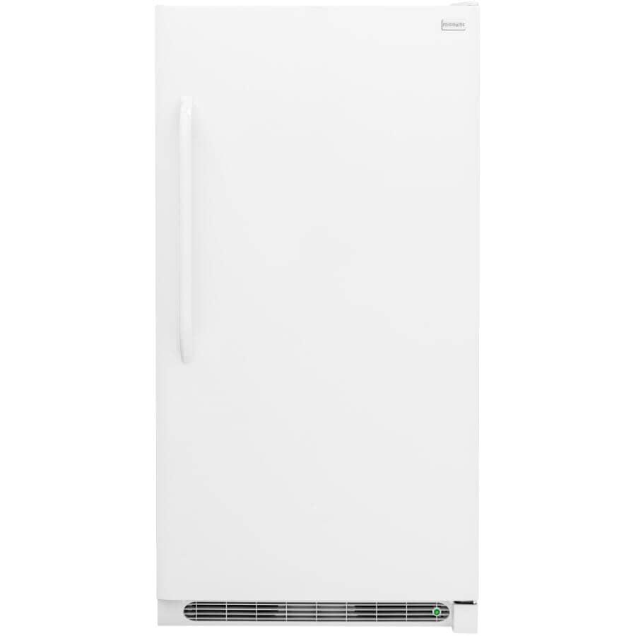 FRIGIDAIRE:20.9 cu. ft. White Vertical Freezer