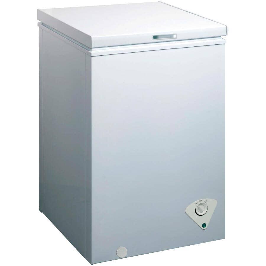 CLASSIC:Chest Freezer (CC350IWBR0RC1) - White, 3.5 cu. ft.