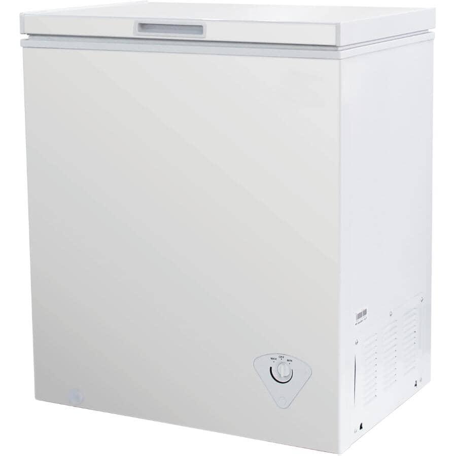 CLASSIC:Chest Freezer (CC500IWBR0RC1) - White, 5 cu. ft.