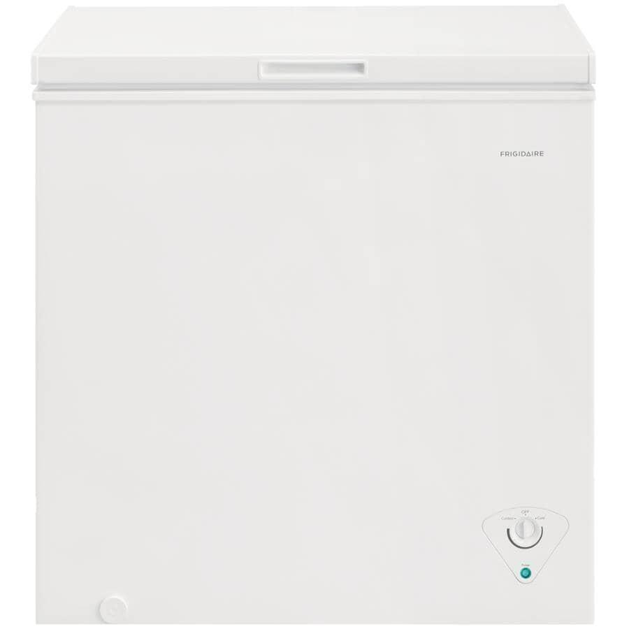 FRIGIDAIRE:Chest Freezer (FFCS0722AW) - White, 7 cu. ft.